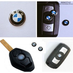 Наклейка на ключ BMW