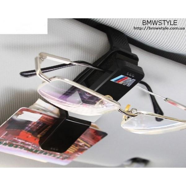 Тримач для окулярів та карток BMW    M 92d97725c6fbf