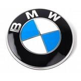 Значок BMW на капот/багажник