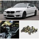 Комплект Led підсвітки салону BMW