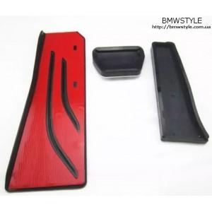Накладки на педалі BMW M-Performance F01 F06 F07 F10 F11 F12 F13 F18 F25 F26