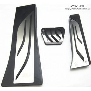 Накладки на педалі BMW M-Performance E70 E71 F15 F16