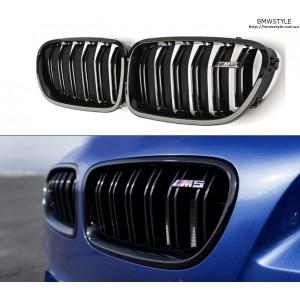Решітка радіатора BMW F10 F11 F18 M Performance